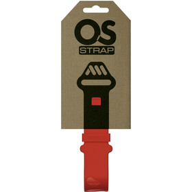 All Mountain Style Silicone OS Strap, red